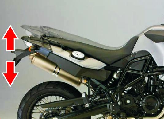 Faster96 Faster96 Kit Abbassamento Parti Speciali Per Moto